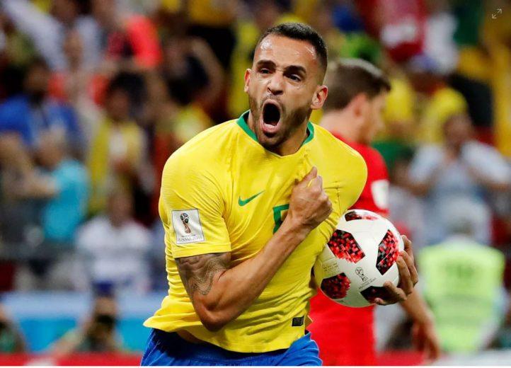 Por problemas pessoais, Renato Augusto não se apresentará para jogos do Brasil