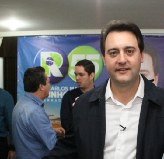 Ratinho Júnior propõe enxugar a máquina e reduzir preço do pedágio