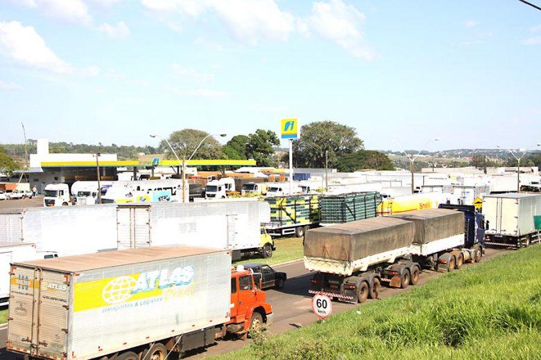 Com reajuste da tabela do frete, comércio paranaense terá custo adicional de R$ 70 milhões