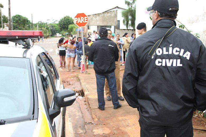 Polícia Civil prende suspeito de matar mulher em Cruzeiro do Oeste