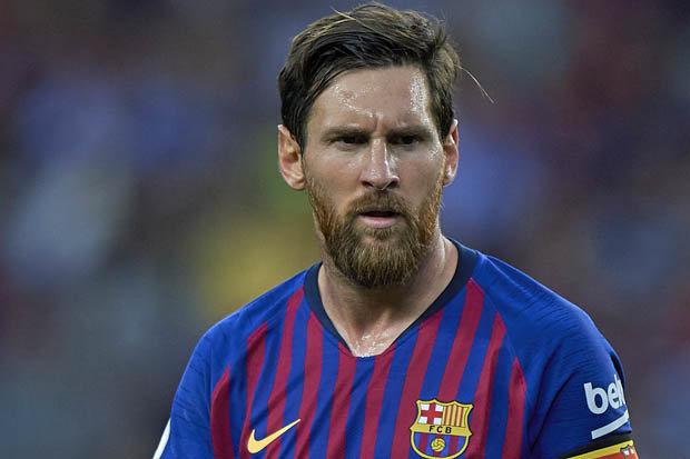 Fora do prêmio de melhor do mundo, Messi busca reinventar seu jogo