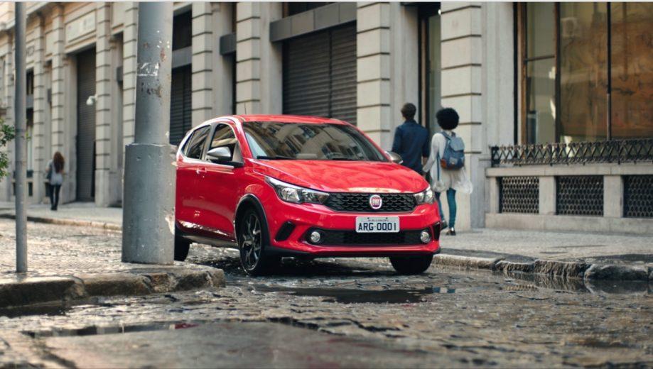 Fiat Argo apresenta campanha da versão 2019