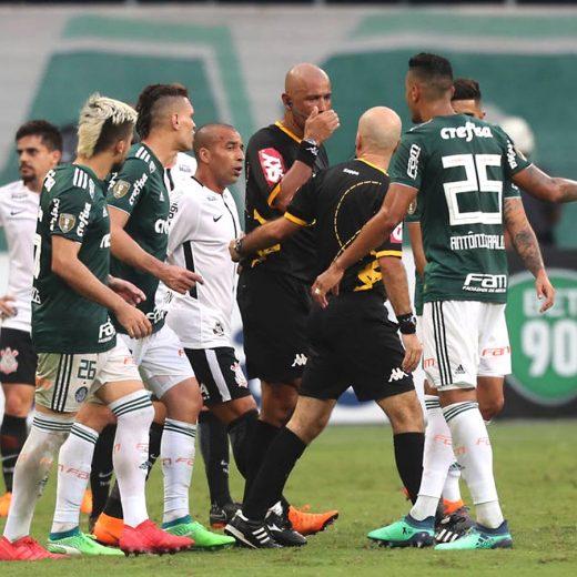 Por unanimidade, STJD nega pedido do Palmeiras de impugnar final do Paulista
