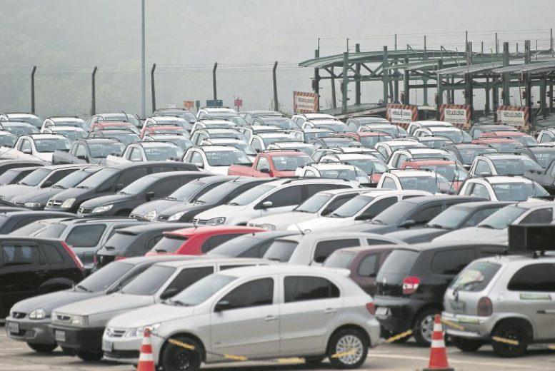 Produção de veículos no Brasil  tem queda de 8,3% em setembro