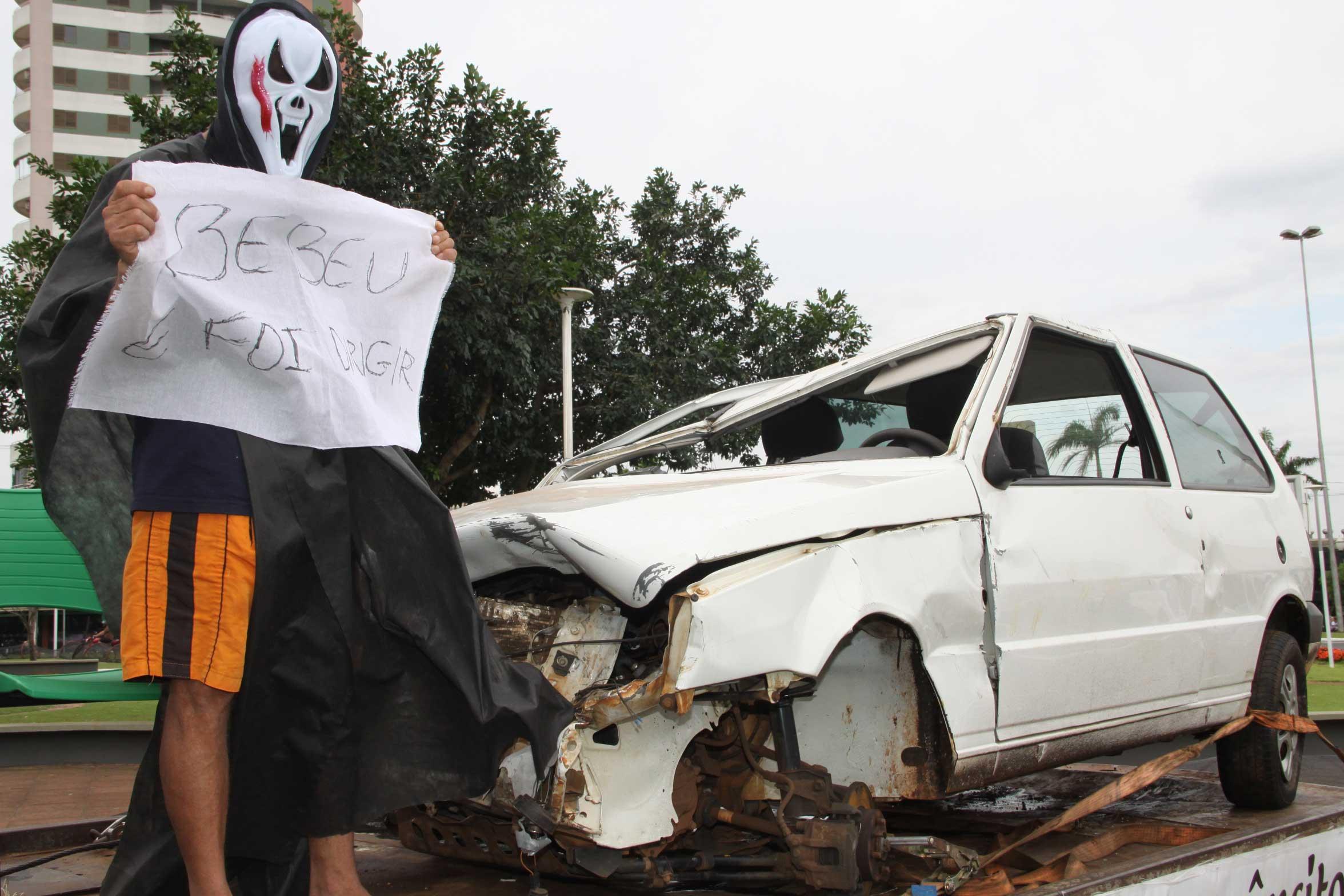 Semana Nacional de Trânsito - Detran Móvel em Umuarama