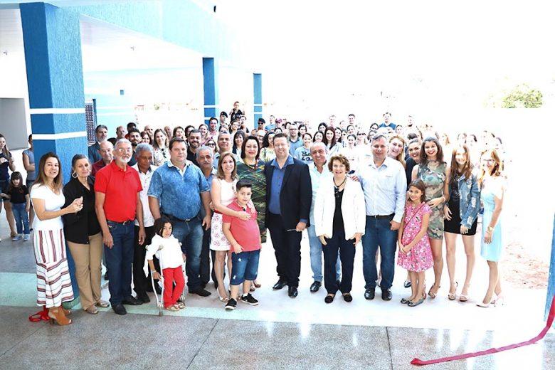 Escola Betânia inaugura unidade e amplia o número de vagas na cidade de Pérola