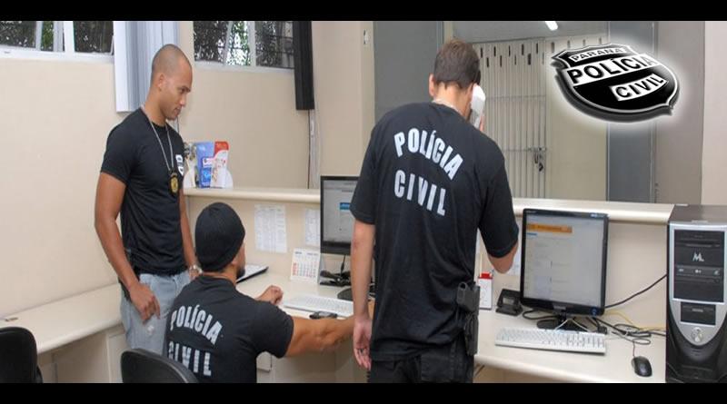 Estão abertas inscrições para o concurso que selecionará escrivães da Polícia Civil