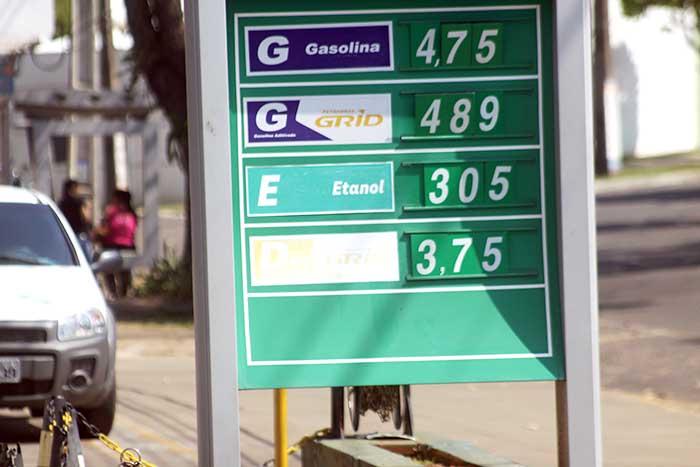 Preço do litro do etanol sobe 10% em apenas um mês