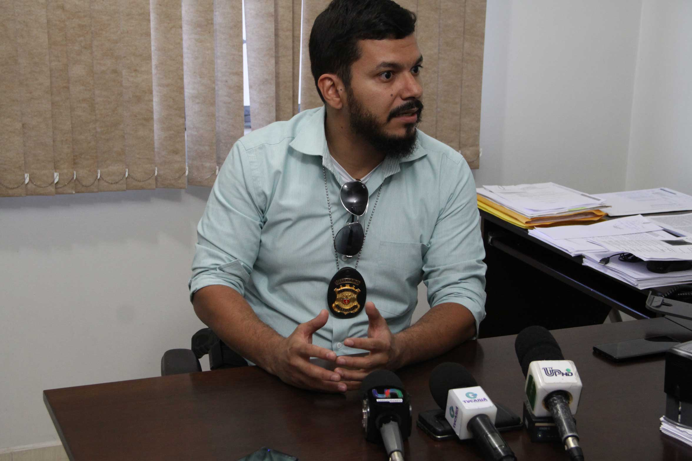 Morte de detento foi anunciada em denúncia anônima para a polícia durante a manhã de terça-feira (18)