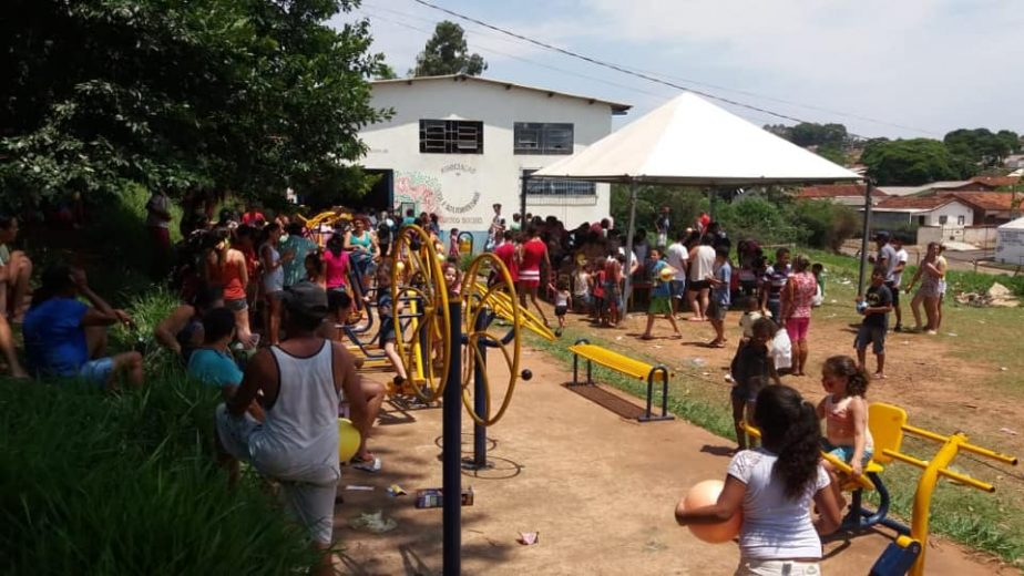 Evento espera reunir mais de 400 crianças  no Parque Industrial