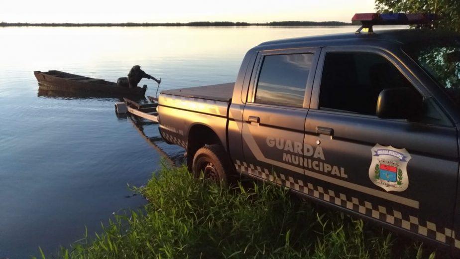 ICMBio inibe invasão e pesca predatória no Parque de Ilha Grande