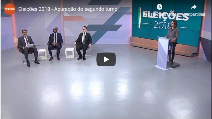 Acompanhe ao vivo a apuração do 2º turno das eleições 2018 no Brasil