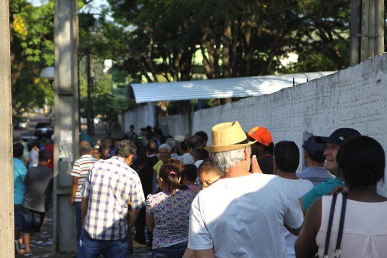 Umuaramenses reclamam de demora na votação com biometria
