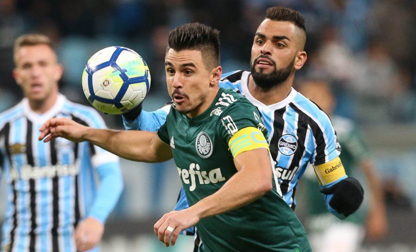 Palmeiras e Grêmio se enfrentam na definição do título