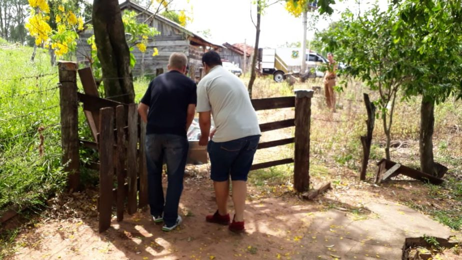 Idoso foi encontrado morto na zona rural de Cruzeiro do Oeste
