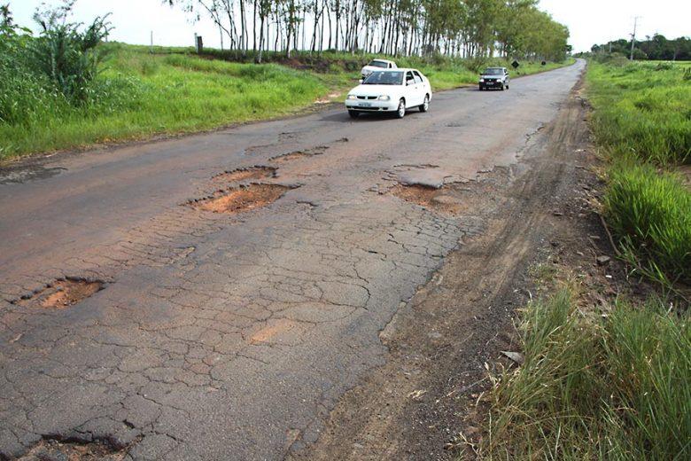 Mortes em acidentes alertam para má conservação das rodovias da região