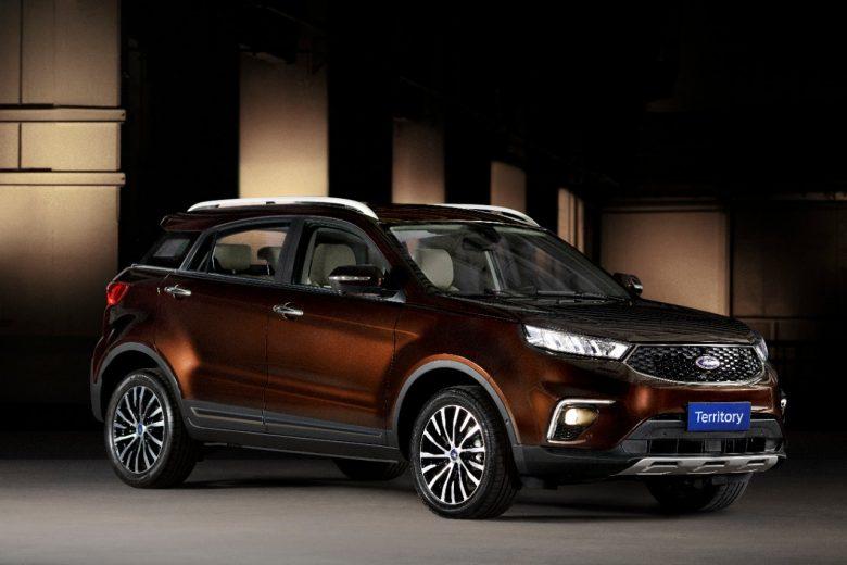 Ford anuncia o lançamento da SUV Territory no Brasil e na Argentina