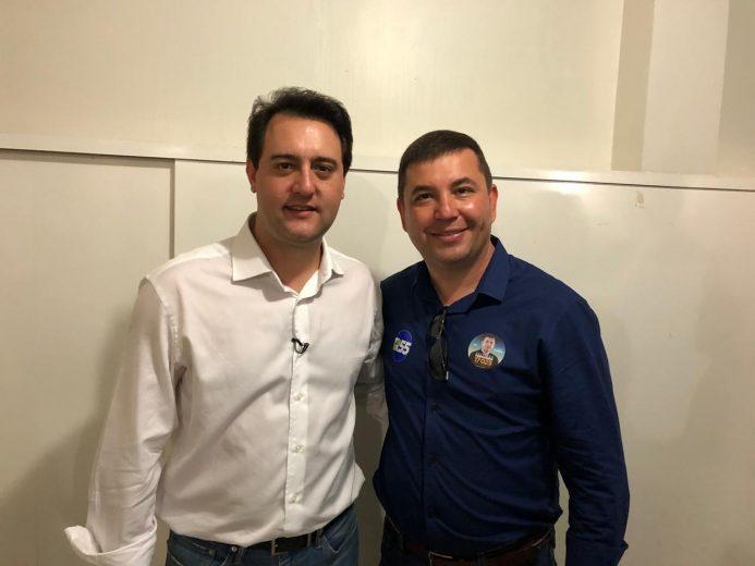 Recurso para Casa de Custódia segue para Umuarama, diz Delegado Fernando