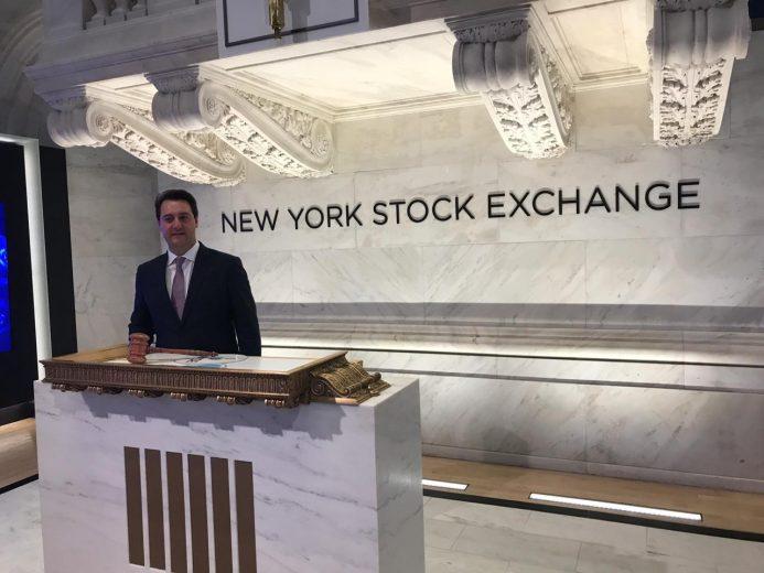 Ratinho Júnior participa do Copel Investor Day, em Nova Iorque