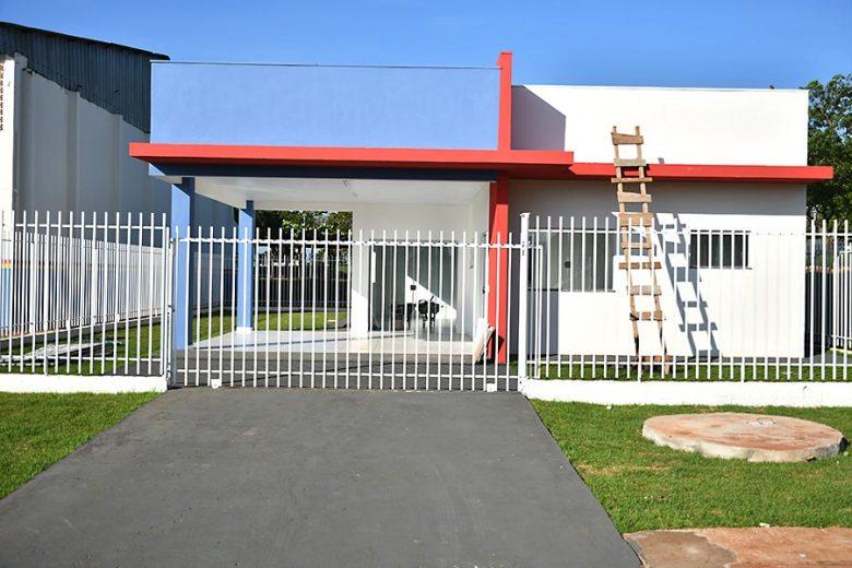 Prefeitura inaugura capela  mortuária de Serra dos Dourados