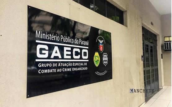SOB INVESTIGAÇÃO Gaeco prende 4 policiais civis e  Justiça suspende delegado de Guaíra