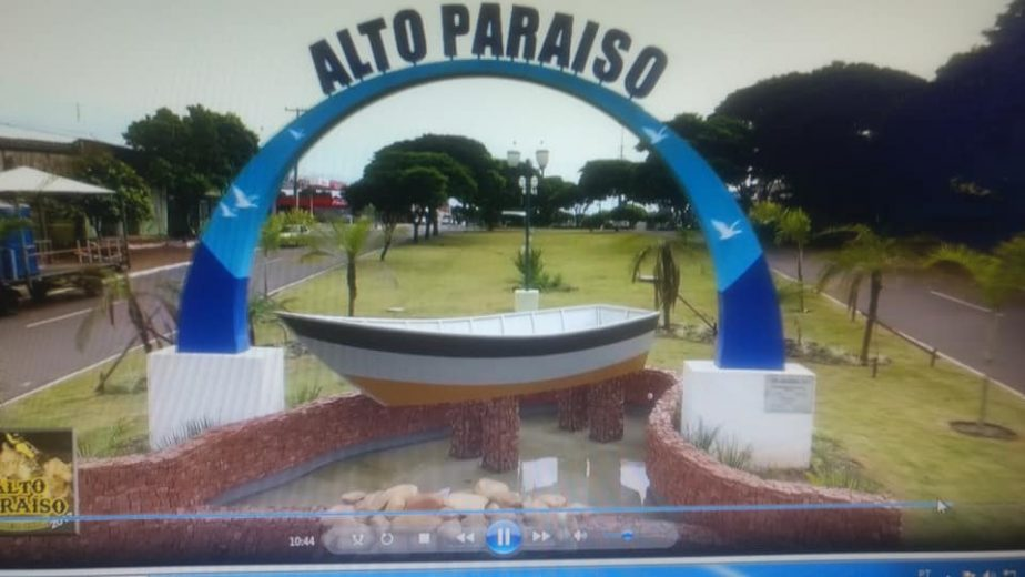 Ex-moradores da antiga Vila Alta se reúnem em Alto Paraíso