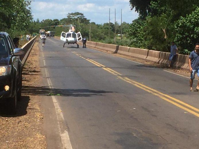 Umuaramenses ficam feridas em colisão próximo ao rio Ivaí