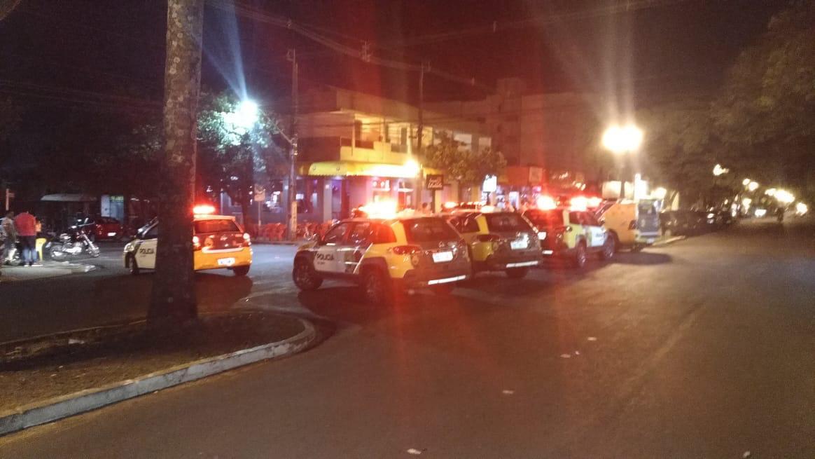 FISCALIZAÇÃO Armas e veículos são apreendidos em operações da PM em Umuarama e região