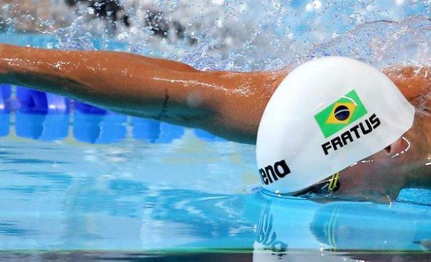 Mundial dá ânimo novo para retomada da natação do Brasil