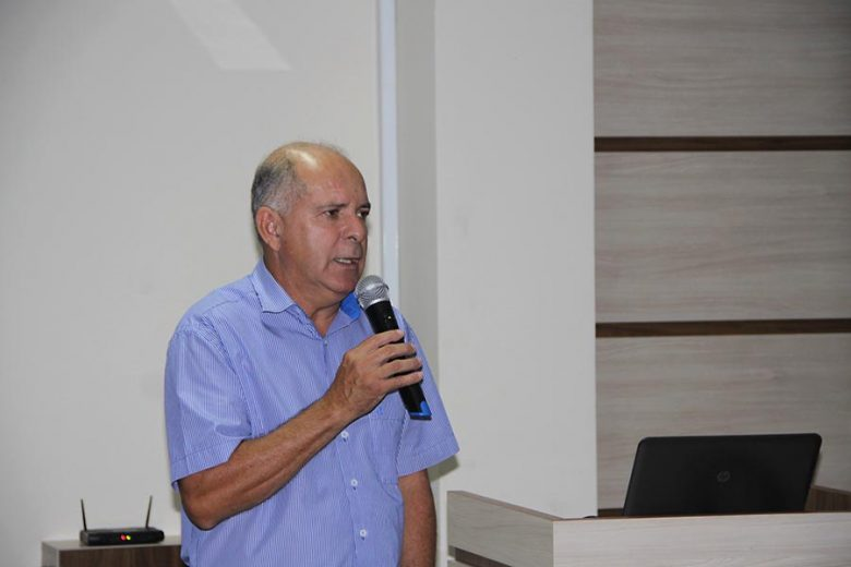 Almir de Almeida é reeleito presidente do  SAMU Noroeste