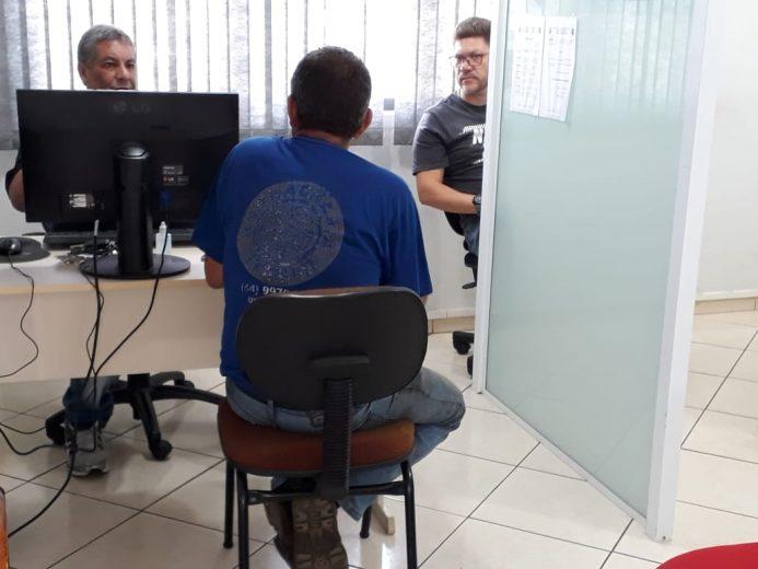 Estelionatários deixam prejuízo de mais de R$ 15 mil em borracharias