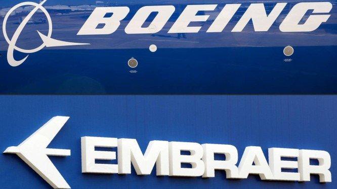 'União não se opõe ao andamento do processo', diz Bolsonaro sobre Embraer-Boeing