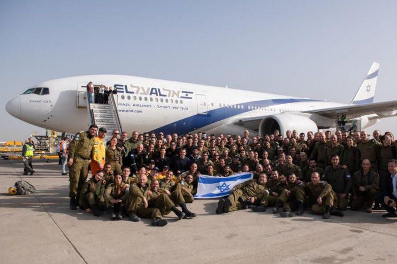 Militares israelenses iniciam resgate de vítimas em Brumadinho