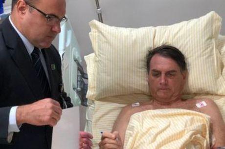 Após ter paralisia no intestino, Bolsonaro diz estar com 'funções voltando à normalidade'
