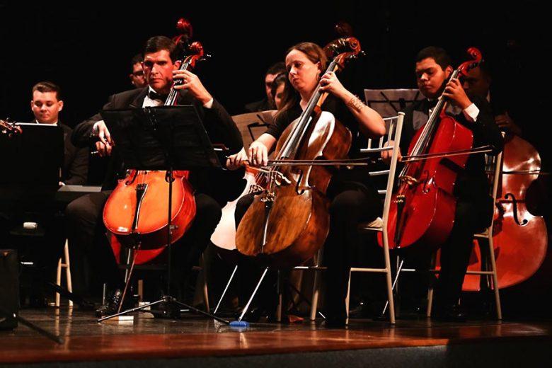Orquestra Filarmônica de Umuarama abre inscrições para recrutar integrantes