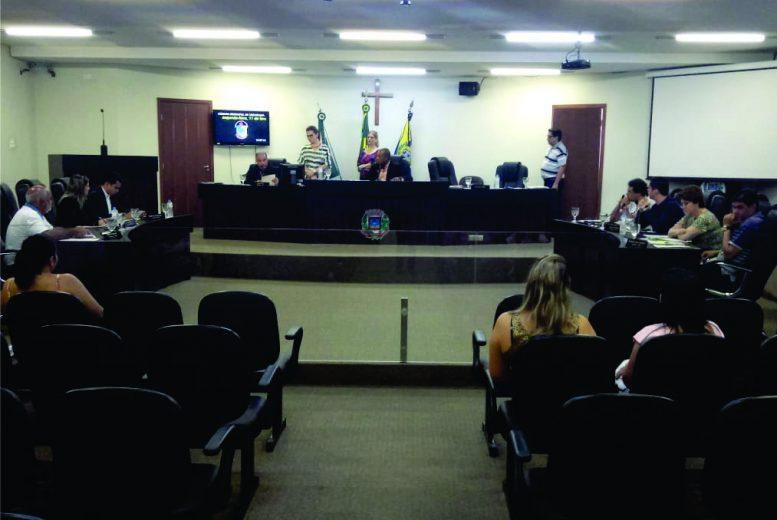 Vereadores de Umuarama aprovam revisão salarial de 3,75%