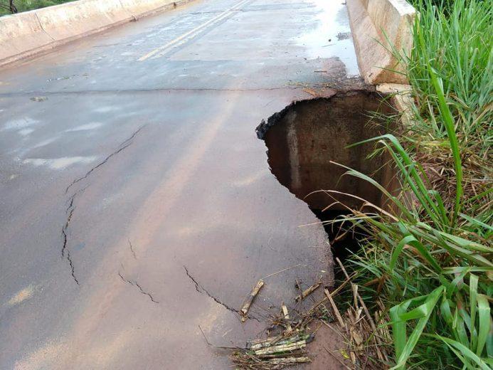 Obras na ponte do rio da Anta devem começar em 30 dias