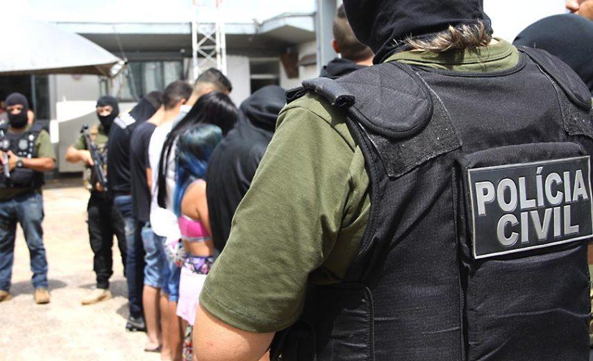 Chefe do tráfico de ecstasy em Umuarama é preso