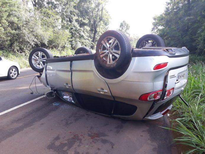 Motorista e esposa que morreram em acidente na PR-323 são identificados