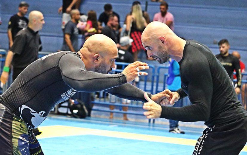 Frizon conquista título de campeão  no absoluto de Jiu-Jitsu em Florianópolis