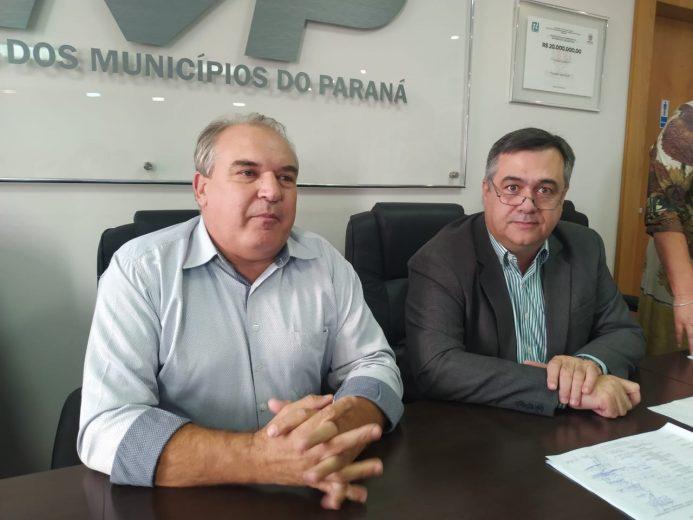 Secretário Beto Preto garante apoio aos  consórcios de Saúde do PR em encontro