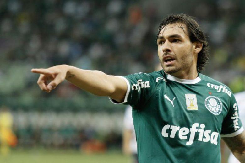 Ricardo Goulart não viaja e desfalca o Palmeiras na Libertadores, nesta terça