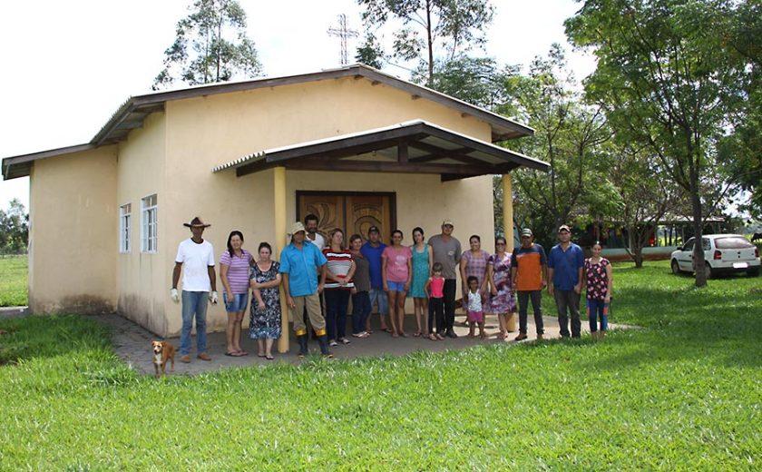 Famílias estão aterrorizadas com  pedido de reintegração de posse