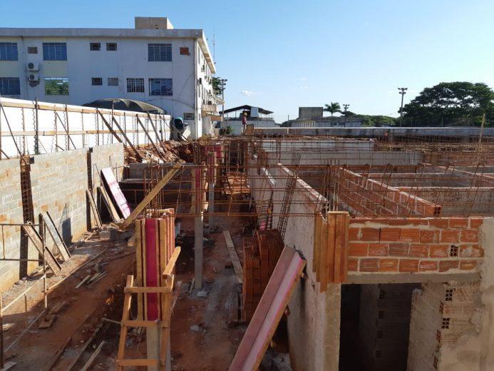 Projeto de ampliação do Cisa mantém cronograma dentro do previsto em Umuarama