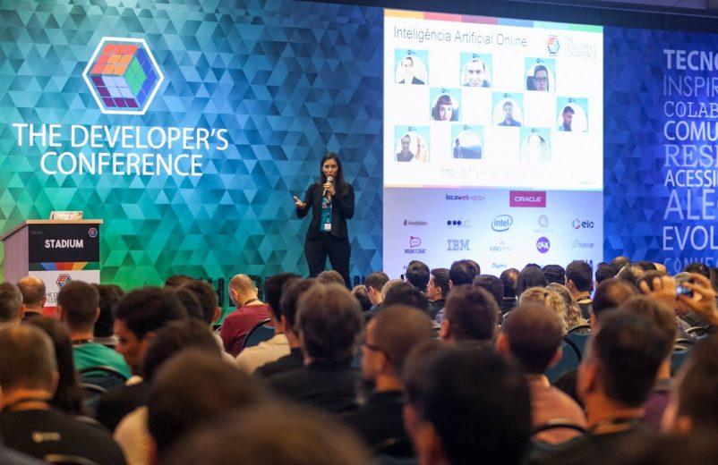 Professores e alunos da Faculdade ALFA palestram no maior evento do Brasil