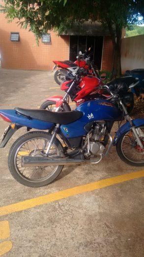 Guarda apreende moto com mais de R$ 5 mil em débitos