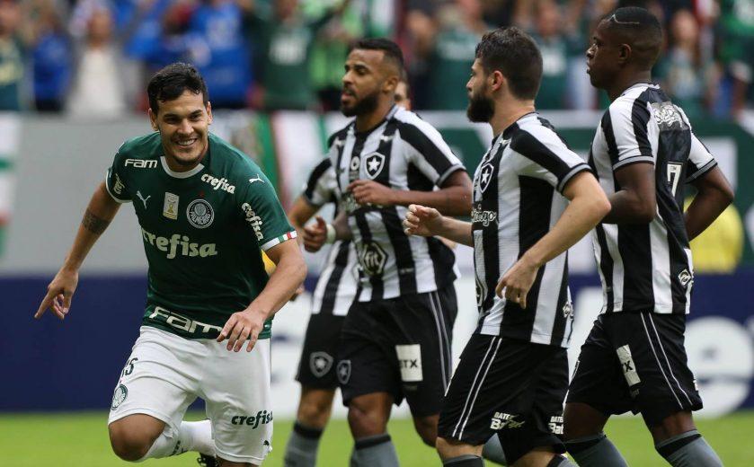 Botafogo anuncia que pedirá anulação do jogo contra Palmeiras por erro de direito
