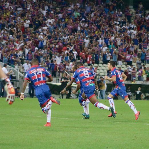 Reservas decidem o jogo e Fortaleza supera Athletico-PR no Castelão