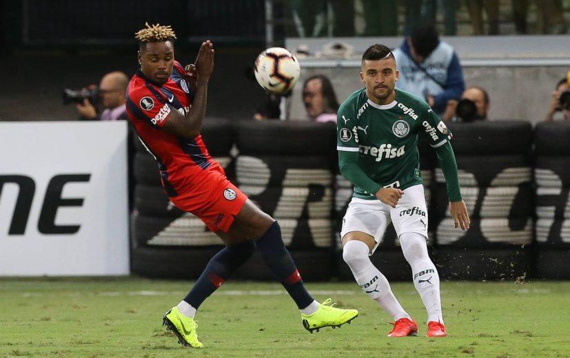 Palmeiras vence San Lorenzo e garante melhor campanha da Libertadores