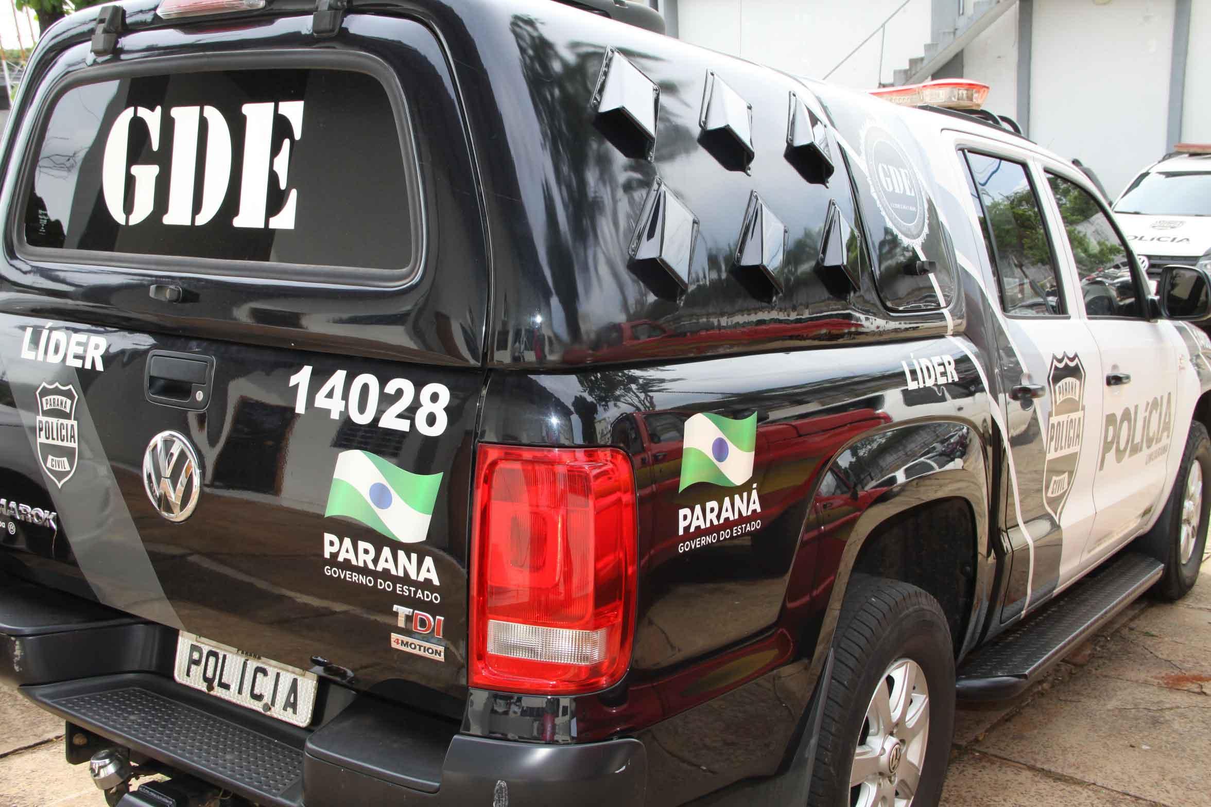 muarama é presa em operação da polícia